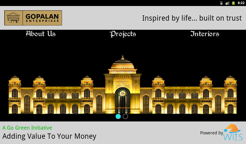Gopalan Enterprises- screenshot