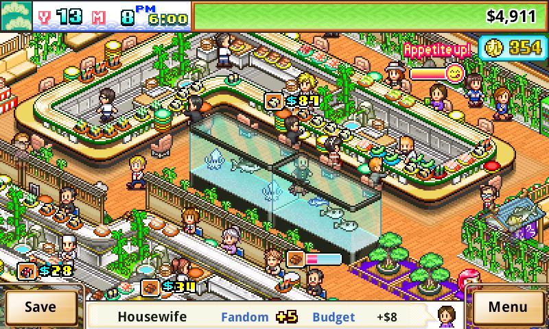 The Sushi Spinnery Lite- screenshot