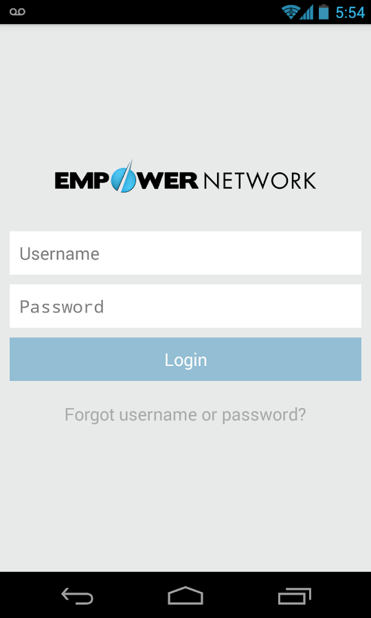 Empower Network - screenshot