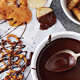 Chocolate Olive Oil Glaze for Everything