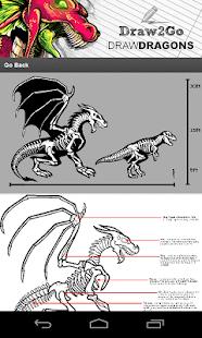玩免費教育APP|下載How to Draw Dragons app不用錢|硬是要APP