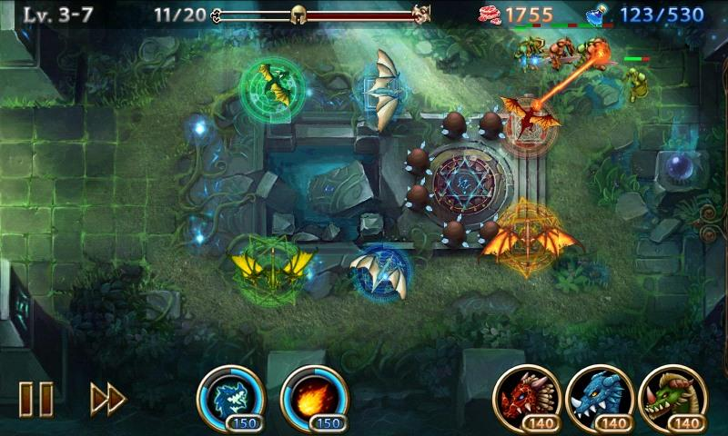 Lair Defense: Dungeon - screenshot