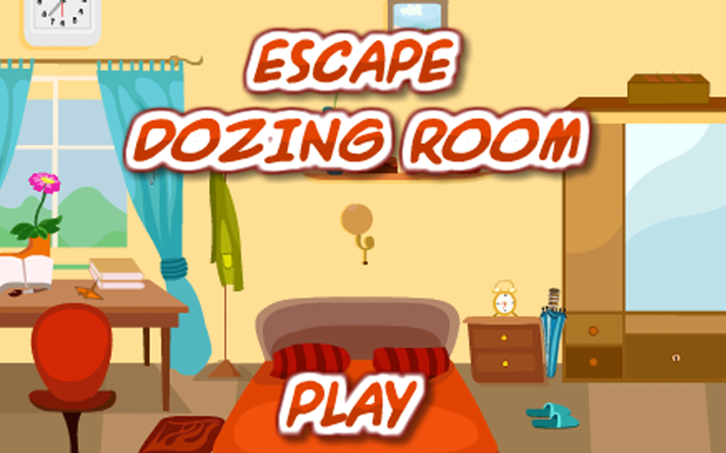 Escape Dozing Room - screenshot