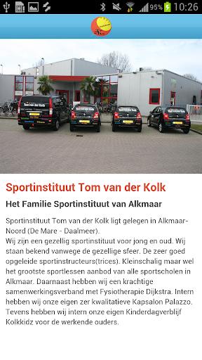 Sportinstituut Tom vd Kolk