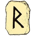 Future in Runes. Professional icon