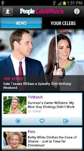 PEOPLE CelebWatch - screenshot thumbnail