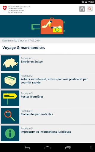Voyage & marchandises  screenshots 5
