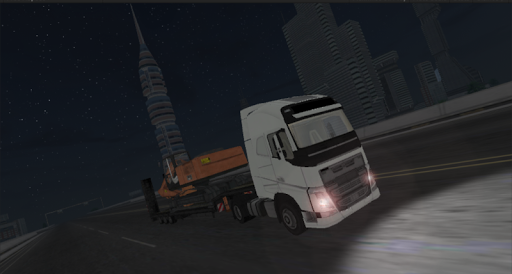 Truck Simulator : City 1.4 Cheat screenshots 5