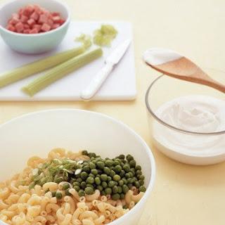 Macaroni Salad.