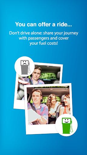 BlaBlaCar Trusted Ridesharing