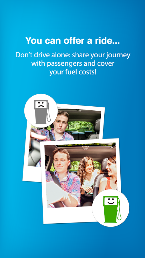 BlaBlaCar, Trusted Ridesharing- screenshot