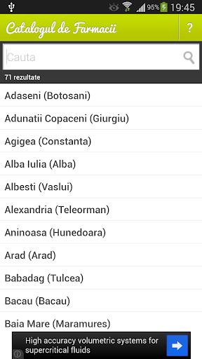 Farmacii Romania