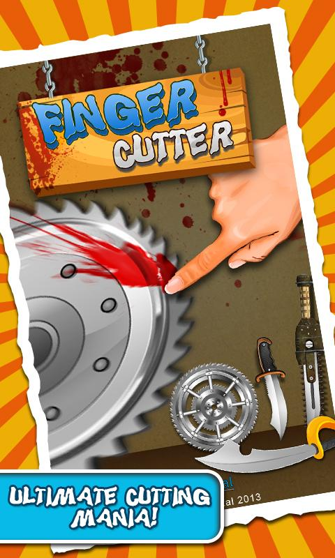 Finger Cutter - screenshot