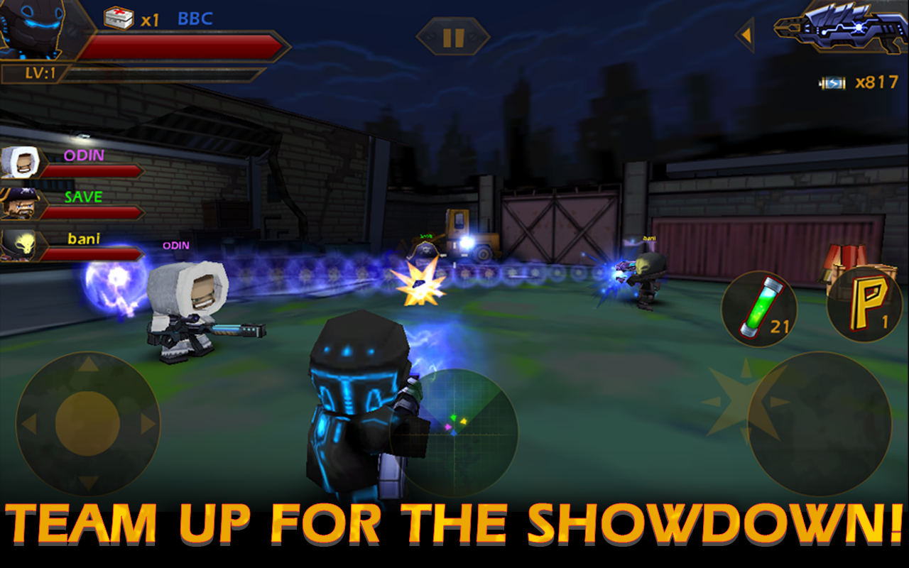 Call of Mini: Zombies - screenshot