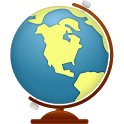 World Map Atlas 2014 FREE icon
