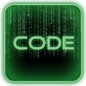ADW Theme Green Glow Code Pro icon