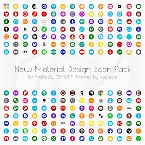 Lollipop 5.0 CM11/PA Theme v4.a