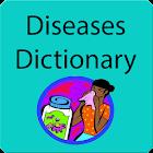 Disease dictionary icon