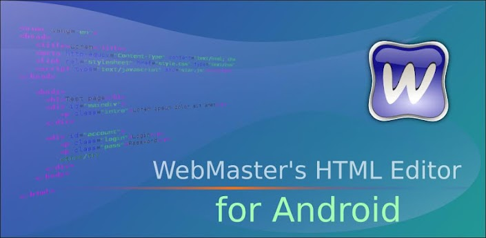 webmaster html editor pro apk mega