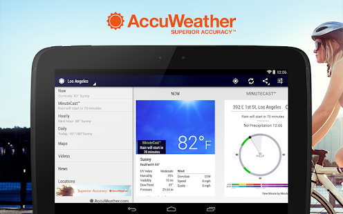 AccuWeather Screenshot 23