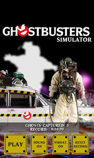 GhostBusters Simulador