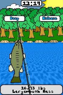 Doodle Fishing Lite- screenshot thumbnail