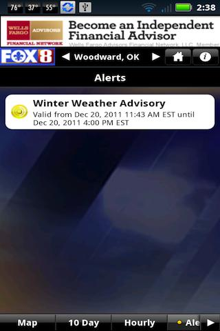FOX 8 Wx - screenshot
