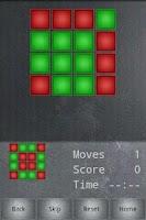 Screenshot of Grid-It Lite
