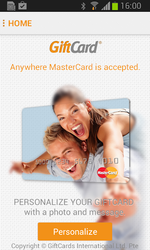 GiftCard Mobile