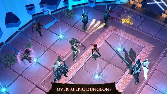 Dungeon Hunter 4 app