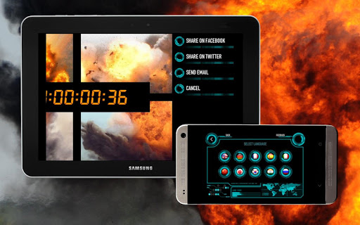 【免費娛樂App】24倒計時-APP點子