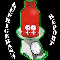 REFRIGERANT REPORT icon