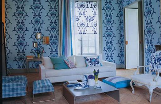 Blue room painting ideas