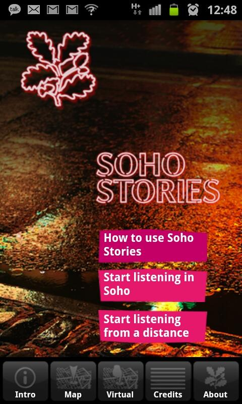 Soho Stories - Lite Edition - screenshot