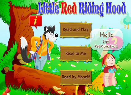 Little Red Riding Hood - Free