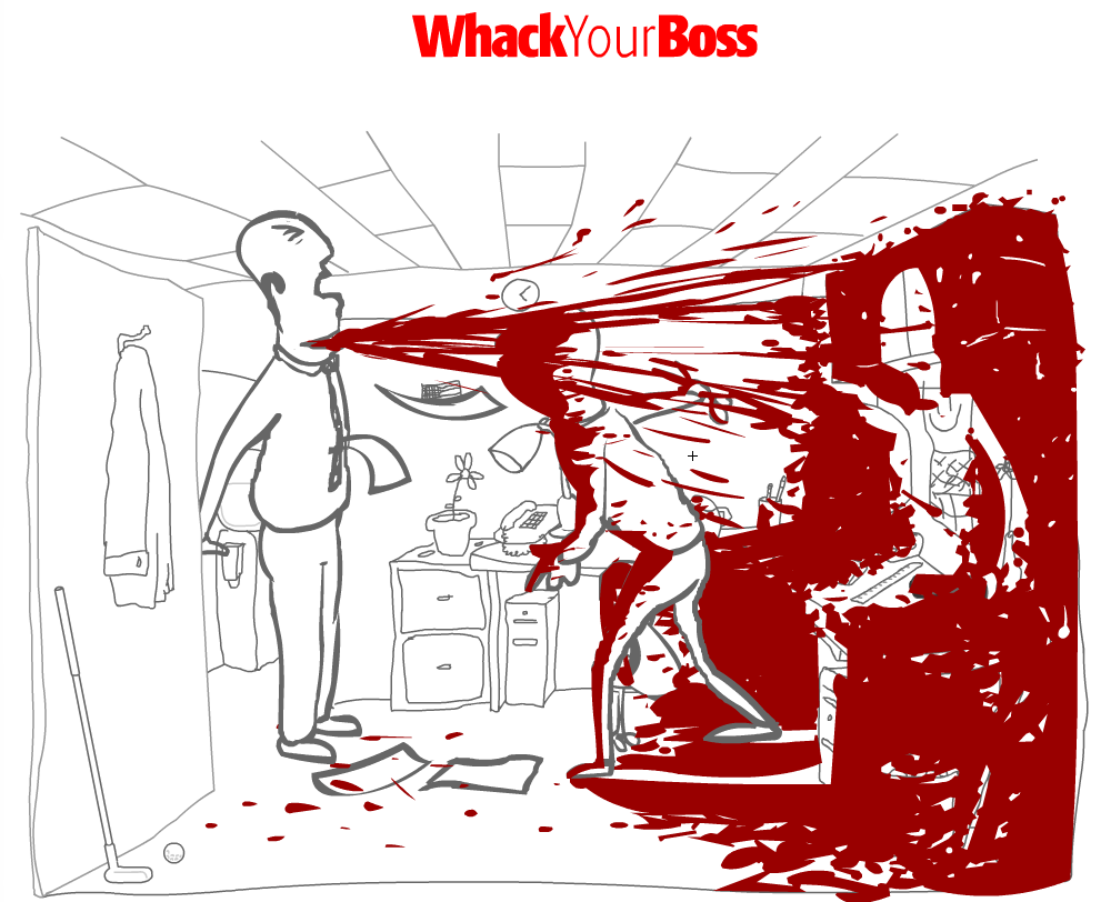 wak your boss