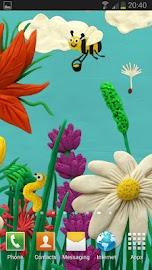 Flowers Live wallpaper HD Screenshot 3