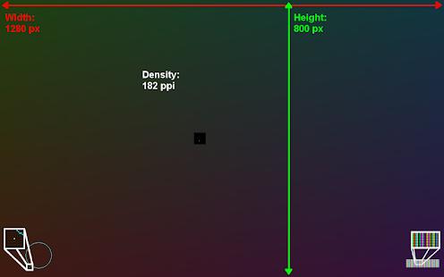 Display Check screenshot