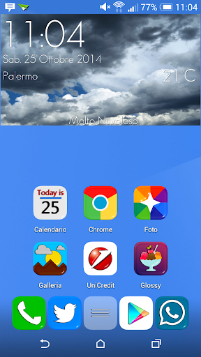 Real Weather Zooper Widget