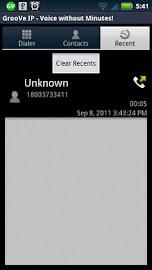 GrooVe IP - Free Calls Screenshot 5