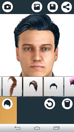 变头发应用
