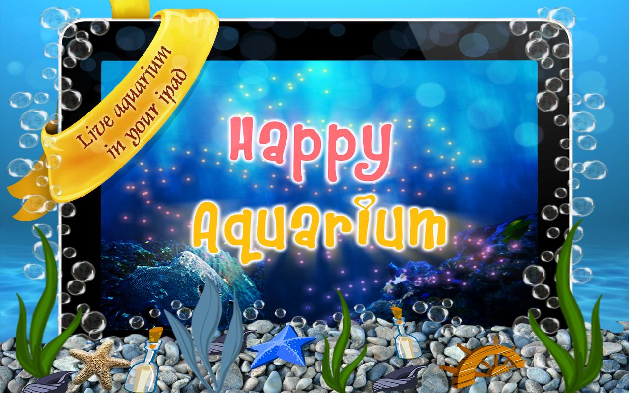 Happy Aquarium - screenshot