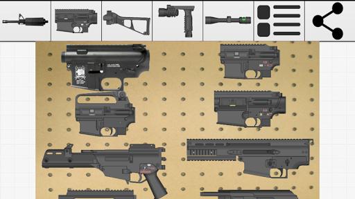 Weapon Builder 5 screenshots 4