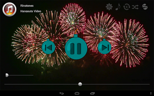 MV Player Amp Music Power Pro - screenshot thumbnail