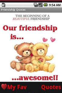 Friendship Quotes Bff Free Android App Market