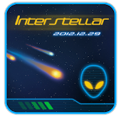 Interstellar GO Launcher Theme