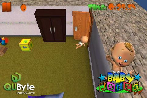 Baby Jones - screenshot