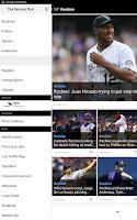 Screenshot of The Denver Post