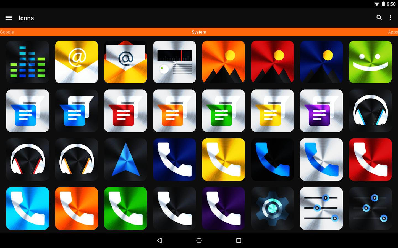 Vivid - Icon Pack - screenshot