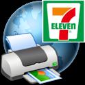 7-11 Print icon